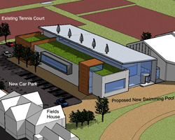 University Of Leicester Proposals To Develop University Sport Facilities To Go On Show