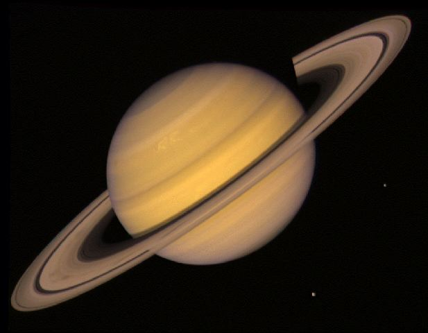 gallery of the planet saturn - photo #25